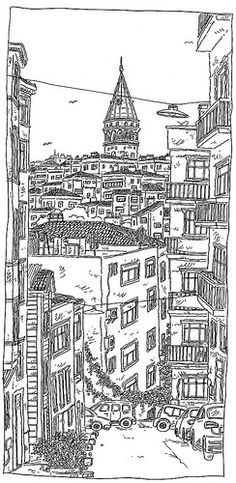 Turkey, Istanbul, Beyoglu, Türkgüçu caddesi | Flickr - Photo Sharing!