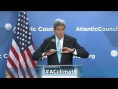 John Kerry: Not Addressing Climate Change Will Lead to 'Utter Catastrophe' » EcoWatch
