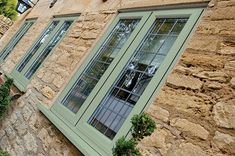 Coloured Windows- uPVC Double Glazing Colours | Lima Windows