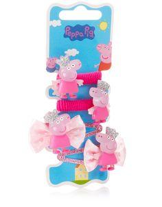 Monsoon Peppa Pig Pony and Clic Clac Set - we love Peppa!