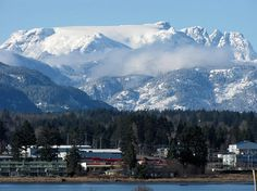 My first Glacier - Comox Glacier, Comox Valley, Vancouver Island