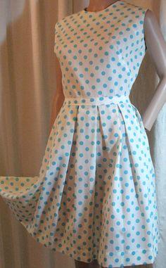 Great vintage dress 1950's