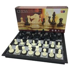 Portable Magnetic Chess Set // Price: $21.95 & FREE Shipping Worldwide //  We accept PayPal and Credit Cards.    #gameronboard #boardgame #cardgame #game #puzzle #maze #toys #chess #dice #kendama #playingcards #tilegames