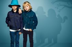 Burberry has a whole new childrenswear collection out, and we LOVE it