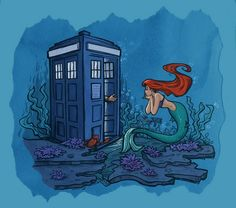 Disney's Doctor Who... @Alaina Alcid I thought this would make you really happy :)