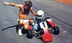 Bruno & Ayrton Senna
