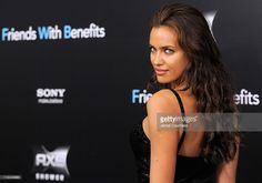 News Photo : Model Irina Shayk attends the 'Friends with...