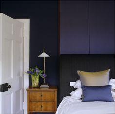 John Minshaw bedroom