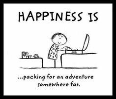 Travel me happy! Happy Quotes, Me Quotes, Qoutes, Couple Travel, Adventure Quotes, Adventure Awaits, Life Adventure, Happy Thoughts, Make Me Happy