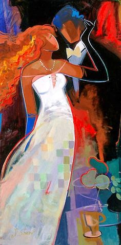Paintings by Irene Sheri. Discussion on LiveInternet - Russian Service Online Diaries