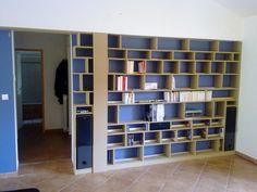 bibliotheque sur mesure