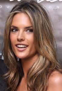 Long Brown Hair Highlights Hairstyles-