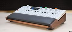 This Stand For Teenage Engineering OP-1 Synth Is Cute, Stylish & Practical