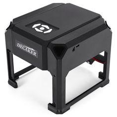 Лазерный мини-гравёр Decaker 1500mW