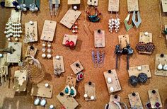 Loving these earrings? Well, then stop by and check them out at the shop today! #accessories