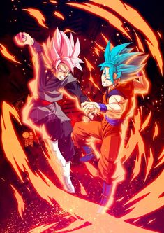 DeviantArt is the world's largest online social community for artists and art enthusiasts, allowing people to connect through the creation and sharing of art. Dragon Ball Z, Evil Goku, Zamasu Black, Best Anime Shows, Goku Vs, Fanart, Son Goku, Black Goku, Black Dragon