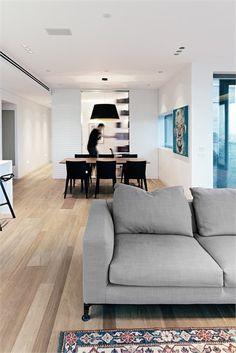 TLV Apartments3 - Tel Aviv, Israel - 2012 - Eugene Cholakh #architecture #design #interiors