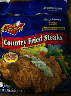 Oklahoma Firm Recalls Frozen Country Fried Steaks Nationwide Due to Possible Foreign Matter Contamination
