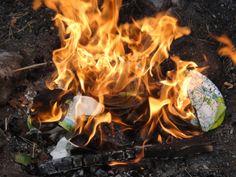 燃える 紙 - Google 検索