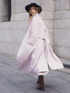 ロングガウンコート(ガウン)|snidel(スナイデル)|ファッション通販|ウサギオンライン公式通販サイト