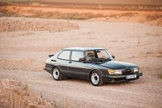 Saab 900 - new wheels by bennorz, via Flickr