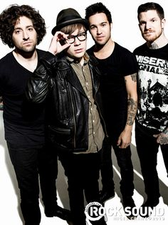 Fall Out Boy is full of soulful lyrics. Add them to your Endorfyn Likes: www.endorfyn.com/us/home?like=Fall%20Out%20Boy