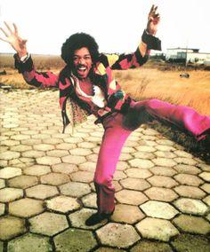newenglandwoodstock: Jimi Hendrix