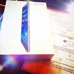 Special delivery! Students are getting ready for the Fall Semester! #MiniRevolution #Academics #Technology #iPad