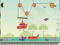 ‎Simple Machines by Tinybop 6 Simple Machines, Inclined Plane, Stem Curriculum, Force And Motion, Free Worksheets, Class Activities, Project Based Learning, Sound Design, Pulley