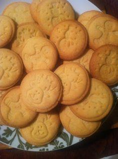 Kulinarne życie: Kruche ciasteczka Cookies, Food, Crack Crackers, Biscuits, Essen, Meals, Cookie Recipes, Yemek, Cookie