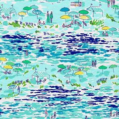Summer 2012 - High Tide Toile
