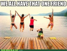 We All Have That One Friend quotes quote friends jokes friendship quotes funny quotes funny sayings humor. I would so be that one friend haha😂 Haha, Whatsapp Videos, Friend Jokes, Funny Friend Quotes, Funny Sayings, Bff Quotes, Best Friends Funny, Quote Friends, Real Friends