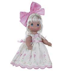 Precious Moments Always A Tomorrow Doll - Blonde
