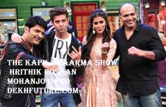 Episode 32 : The Kapil Sharma Show Special Guest Hrithik Roshan | 7th August 2016