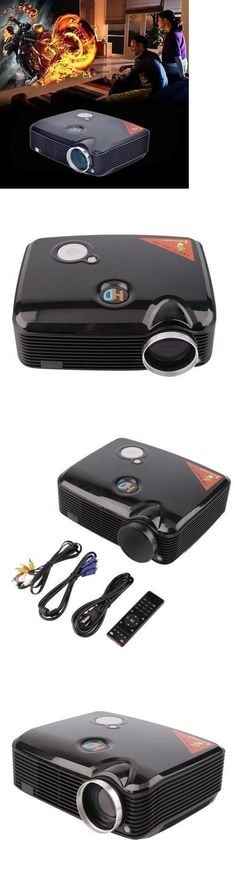 Home Theater Projectors: 5000 Lumens Home Cinema 2000:1 Led Lcd Projector 1080P Hdmi Usb Tv Film Theater BUY IT NOW ONLY: $89.95 #homecinemaprojector #hometheatertips #hometheaters #homebuying #hometheaterprojector