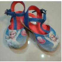 Cocuizas Zapatos Zapatillas Sandalias Calzado Frozen Niñas