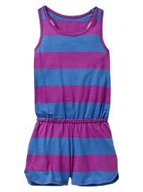 Find dresses and rompers for girls in the trendiest styles at Gap. Dresses, rompers, and jumpsuits in prints and colors perfect for every occasion. Girls Rompers, Girls Dresses, Trendy Fashion, Kids Fashion, Striped Jersey, Girl Outfits, Stylish, Gap, Shirts