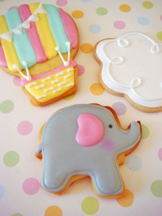 galletas de elefante