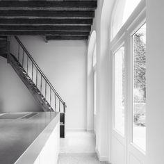 #historical #residence #interior #princely_bnw #bnw_mnml #art #hansverstuyft #architects