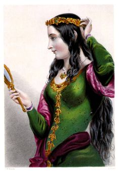 Eleanor of Provence (~1223-1291)  Queen consort to: Henry III (1207-1272, ruled 1216-1272)   Married: January 14, 1236  Coronation: January 14, 1236