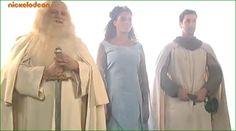 anubis en de 5 van het magische zwaard