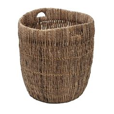 Best Artificial Bamboo Plants (perfect for outdoor privacy screens!) | Posh Pennies Large Baskets, Wicker Baskets, Large Indoor Planters, Indoor Plants, Screen Plants, Privacy Screen Outdoor, Privacy Screens, Decorated Flower Pots, Self Watering Planter