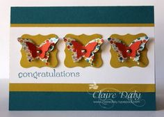 Freshly Made Sketches Challenge 76 by Claire Daly Stampin Up Demonstrator Melbourne Australia