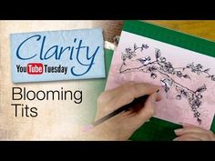 Barbara Gray's Blog. One Day at a Time.: YouTube Tuesday - Gelli Plate and Inks