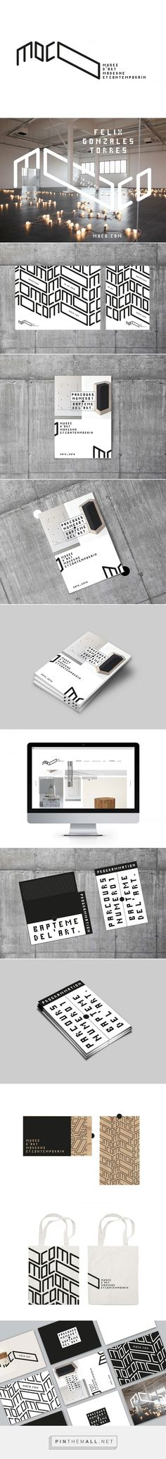 MOCO - VISUAL IDENTITY & BRANDING on Behance - created via…