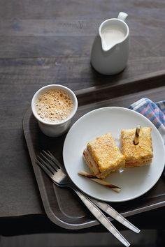 Coconut Cream Cake 'n Coffee