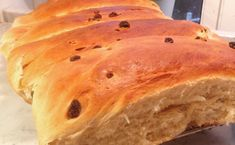 Tid for julebrød. Food And Drink, Bread, Baking, Image, Cooking Recipes, Bread Making, Patisserie, Backen, Breads