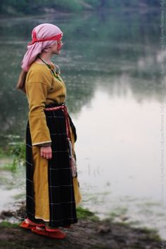Costume Eastern Slavs: Severyani, 11 се. Фотографии Эльмиры Бурзуевой | 22 альбома
