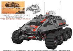 Science Rover by RoadWarriorZ44 on DeviantArt