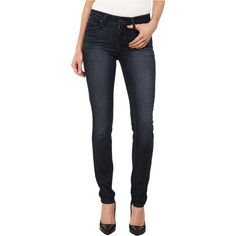 Paige Verdugo Ultra Skinny in Connelly Women's Jeans, Blue ($115) ❤ liked on Polyvore featuring jeans, blue, leather jeans, zipper skinny jeans, skinny jeans, mid-rise jeans and stretchy skinny jeans